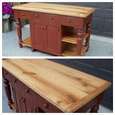 reclaimed wood kitchen island 5ft reclaimed pine island with