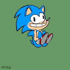 Sonic Gotta Go Fast Meme - sonic meme gifs search find make share gfycat gifs