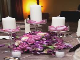 centerpieces with candles 302 best candle wedding centerpieces images on wedding