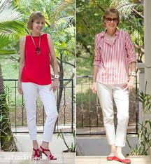 summer style capri to wear capris or cropped pants