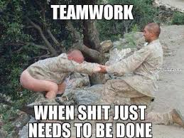Teamwork Memes - team work navy memes clean mandatory fun