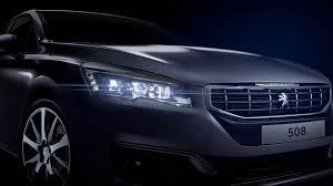 peugeot 508 interior 2017 peugeot 508 sedan gallery