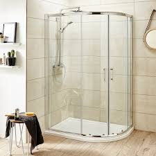 Shower Door 720mm Premier Pacific Rh Offset Quadrant Shower Enclosure 900 X 760