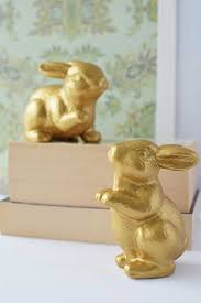 bunny bookends hop to it make these bunny bookends this weekend apartment therapy