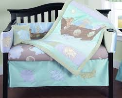Noah S Ark Crib Bedding Beansprout Crib Bedding