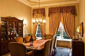 decorating with dining room drapes ideas all about home design