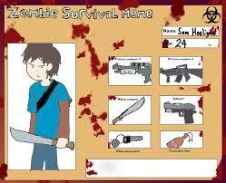 Survival Memes - yeguscus zombie survival template meme by yeguscus on deviantart