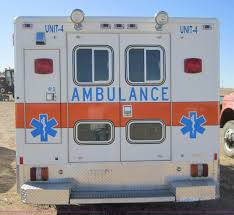 1984 ford econoline e350 ambulance item 3434 sold april