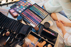 tools for makeup artists makeup artist tools stock photo image 32767160