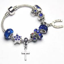 bracelet charms cross images Wholesale giraffe bracelet charm simple rope jewelry jpg