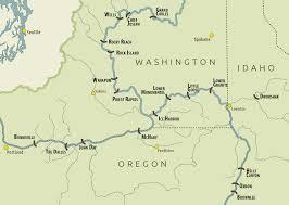 Columbia River Map Wy Kan Ush Mi Wa Kish Wit 2014 Update Sotsp
