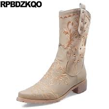 Comfortable Cowboy Boots Online Buy Wholesale Western Cowgirl Boots From China Western