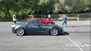 corvette supercharged zr1 corvette zr1 vs c6 with supercharger