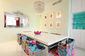 Dining Room Furniture Miami Miami Vacation Apartment Dining Room Furniture Design By
