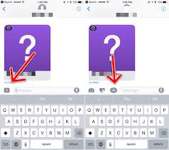Meme Keyboard Iphone - how to send gifs in messages app in ios 10