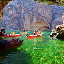 Emerald Las Vegas Kayaking