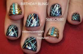 nail art design new year nail art 2013 nail art glitter nail