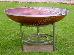 Copper Firepits Firepit Copper Dish 2 5mm 90cms Firepits Uk