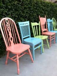 Shabby Chic Patio Furniture by These Fun Metal Chairs And Lanterns Fabric Is Perfect For Our