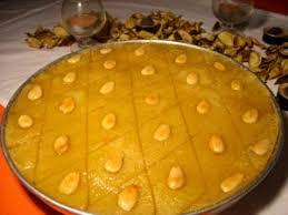 recette de cuisine tunisienne en arabe recette basboussa