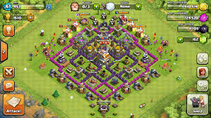 layout coc town hall level 7 what is the best farming layout for town hall 7 in clash of clans