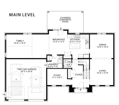 the jonathan shuster custom homes floor plans