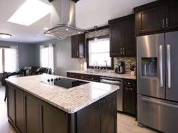 do gray walls go with brown cabinets how to make brown kitchen cabinets look modern what