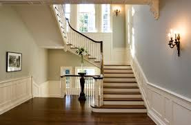Stylish Georgian Stairs Design Traditional Stair Runner In A