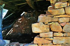 wall pretoria free images rock wood roof building wall material