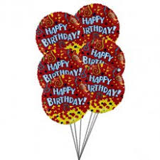 birthday balloon delivery nyc new york balloon delivery send balloon bouquets