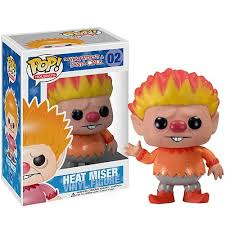 year without santa claus pop heat miser figure funko