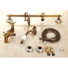 Shower Faucet Oil Rubbed Bronze 2 Handle Shower Faucet U2013 Rnsc Co
