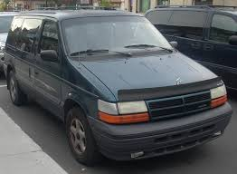 1995 dodge caravan photos specs news radka car s blog