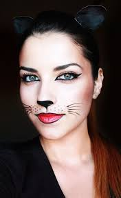 Halloween Costumes Cat 25 Cat Makeup Ideas Cat Face Makeup Leopard