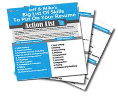 wonderful skills for a resume 7 is skills resume example