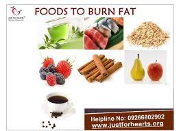 foods to burn fat burn calories