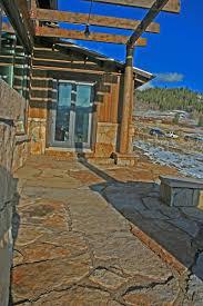 Patio Stone Designs by Natural Stone Walkways Stone Patios Colorado Denver