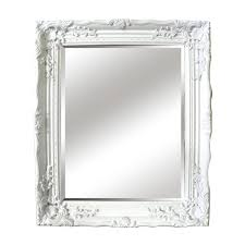 Shabby Chic Mirrors For Sale by Buy Antique White Ornate Mirror Mirrors The Range Home