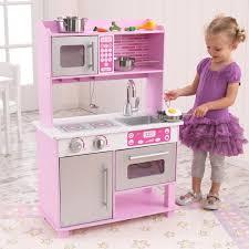 Kids Kitchen Furniture Tips Wooden Kitchen Playsets Kitchen Sets For Kids Pink