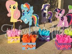 My Little Pony Party Centerpieces by 13786bc0d64e5dd291194ffa860a89c7 Jpg 736 549 My Little Pony