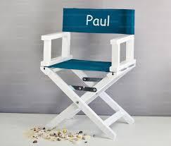 chaise metteur en scène bébé fauteuil cinéma enfant bleu canard vente chaise cinema bébé et