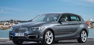 bmw one series india bmw launches the facelifted 1 series hatchback in india car