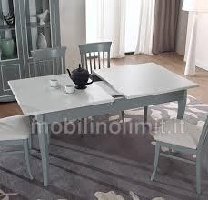 tavoli sala da pranzo allungabili tavolo da pranzo allungabile 160x90 bicolore
