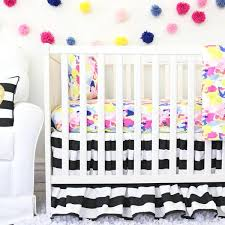 colorful crib bedding bright baby bedding caden lane