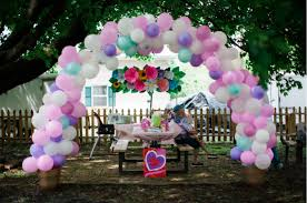 how to make a balloon arch diy outdoor birthday balloon arch stand how to tutorial for a