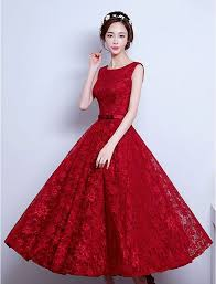 vintage style tea dress lace u2013 woman best dresses