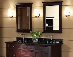 How To Frame Bathroom Mirror Bathroom Mirrors Framed Frameless Or Functional