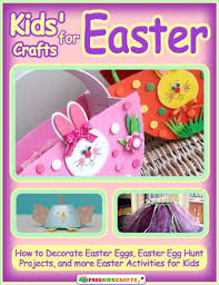 Easter Egg Decorating Ideas For Preschoolers by 93 Best Easter Crafts For Kids Images On Pinterest Easter Ideas