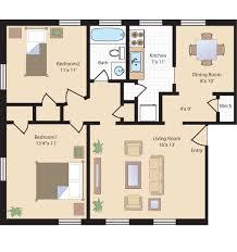 two apartment floor plans floor plans manor gardens apartments in hyattsville md