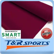 Smart Pool Table Hainsworth Pool Billiard Table Cloth Felt